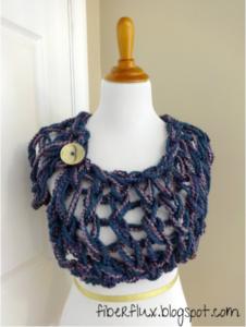 arm knit patterns wrap