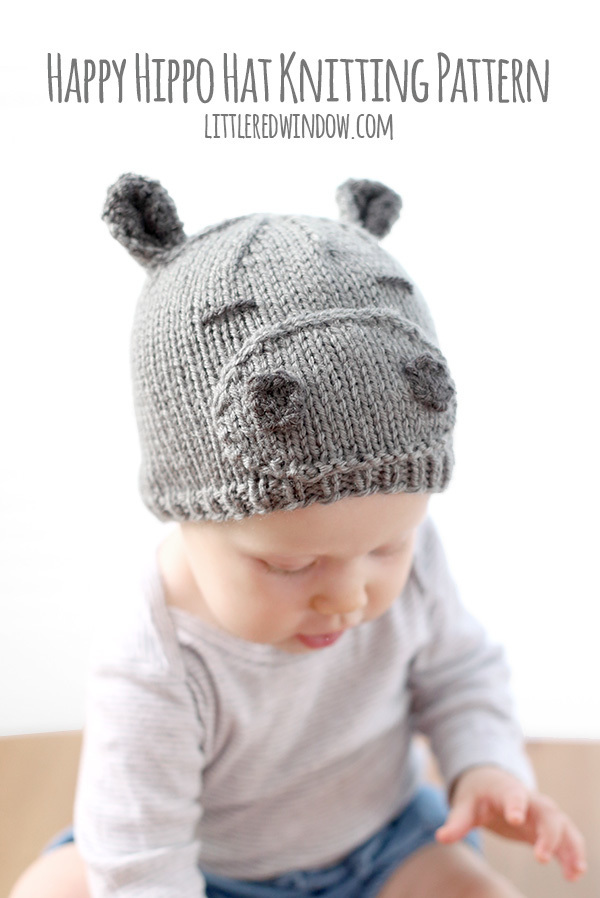Top 10 Most Adorable Baby Hats Free Knitting Patterns Happiness