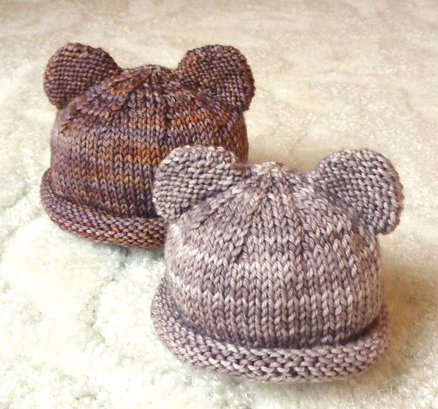 Top 10 Most Adorable Baby Hats Free Knitting Patterns