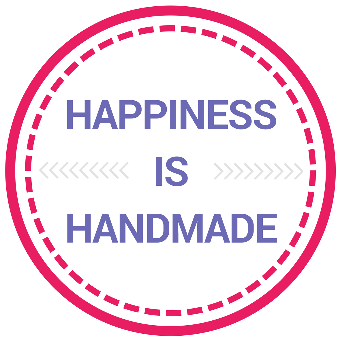 Hapiness is Handmade