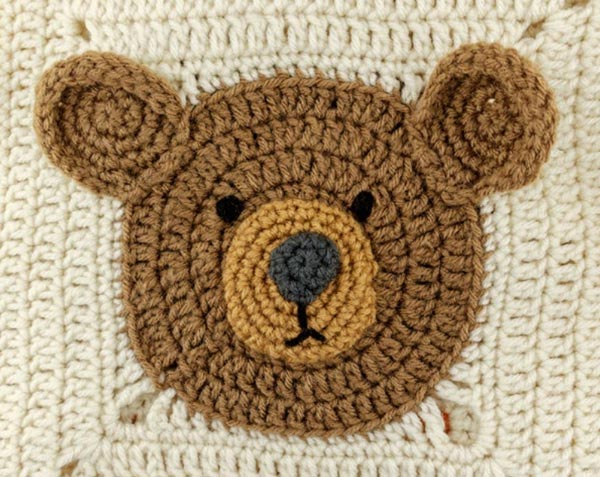 15 Crochet Teddy Bear Patterns | 477x600